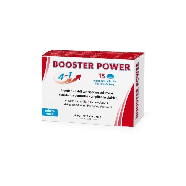 Booster Power 15