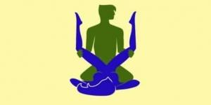 KAMASUTRA : La position acrobatique du papillon
