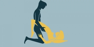 KAMASUTRA : La position de la chandelle renversée