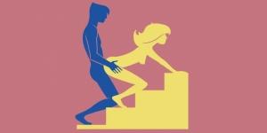 KAMASUTRA : La position de l'escalier de service